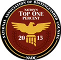 National Association of Distinguished Counsel 2015